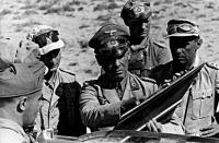 Rommel Észak-Afrikában 1942-ben