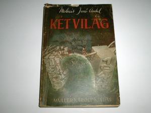 Müller Károly kiadója által megjelentetett könyv