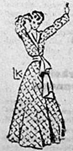 A steppelt ruhák divatja
