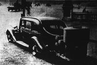 Gázgenerátoros autó