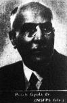 Pósch Gyula, a Magyar Nemzeti Bank elnöke
