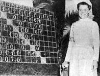 Gerevichné Bogáthy Erna, Magyarország 1943. évi tőrbajnoknője