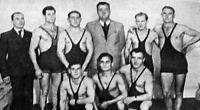 A WMTK birkózó csapata - Tóth, Mangó, Mucsi, Urbán szakosztály vezető, Simon, Ferenczy, Csende, Varga, Káli.jpg