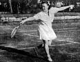 A bajnok Peterdy Mária