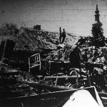 A Nagy-Budapest környékén zajlott angolszász bombatámadás után