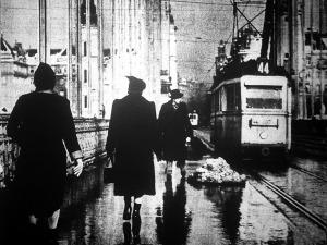 Télvíz idején gyalogosan és villamossal Budapesten