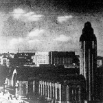 A helsinki pályaudvar, Saarinen remeke.
