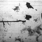 Hegyi vadászok lőállása a keleti arcvonal hegyi szakaszán.