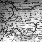 Bulgária térképe. Hadászati szempontból különösen nagy jelentőségű a szerbiai Nisből kiinduló két vasútvonal, a Szalonikiba és az Isztanbul irányába haladó fővonalak.