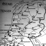 Hollandia térképe