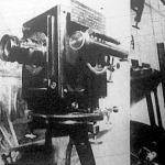 Ez volt az első, Pio Paganini által megszerkesztett fényképezőgép a mult század nyolcvanas éveiben
