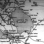 A Ladoga-tó környéke