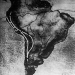 Dél-Amerikában a Kék folyamtól egészen Chile déli végéig vezettek az egykori inkák híres királyi útjai.