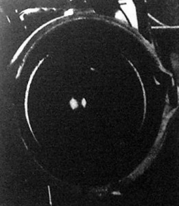 Modern varázsszemek lehet a röntgenkészülék kémlelő ablakát nevezni