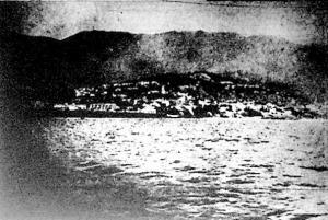 Jalta, a rivireai fekvésű krimi tengerparti város