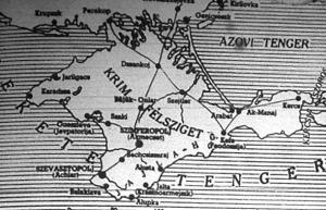 Ősi legendáknak, tatár époszoknak mesevilága a Krim-félsziget