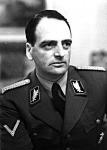 Dr. Edmund Veesenmayer, a Német Birodalom új magyarországi követe és meghatalmazottja