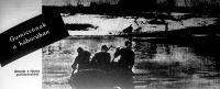 Átkelés a folyón gumicsónakkal a háborúban