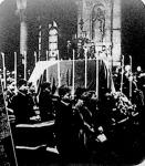 """A francia nemzeti rádió kiváló vegyeskara Liszt """"Requiem""""-jét énekelte."""