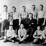 Az FTC első műtermi felvétele 1901-ből