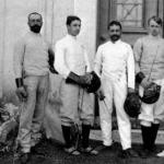Vívómesterek az 1896-os olimpián