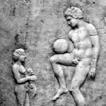 A görög episkyros játék
