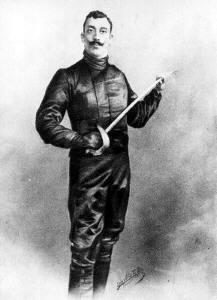 Santelli Italo vívómester