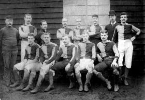 Az Aston Villa FC. 1900-ban