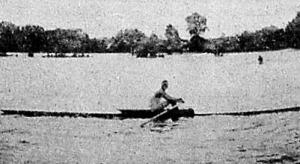 Paukovics Ernő a versenyben