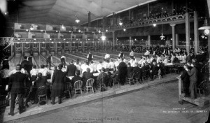 Az Amerikai Bowling Kongresszus (ABC) 1905-ben