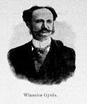 Wlassics Gyula vallás- és közoktatási miniszter