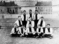 "A ""33"" Football Club csapata 1900-ban"