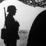 Az atlanti fal páncéltörő ágyúját rejtőháló védte