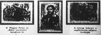 A Magyar Posta új Béke bélyegsorozata
