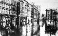 Illinois állam déli részét árvíz sújtotta augusztusban, még a városok is víz alatt álltak.