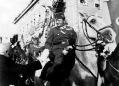 Nagybaczoni Nagy Vilmos tábornok bevonul Marosvásárhelyre, 1940..jpg