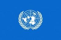 Az ENSZ zászlaja