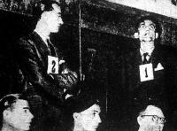 Náci kémek a dijoni bíróság előtt