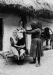 Beteg gyermek gyógyítása 1900.