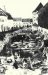 A fejérvári ásatások a királyok temetkezőhelyén