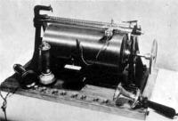 A telegraphon