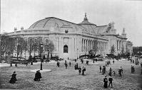 Grand Palais 1900.