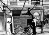 Cecil Booth porszívó lovas kocsija