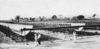 Az első naperőgépek egyike