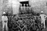 Benszülött gyarmat-katonaság