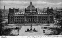 A Reichstag.