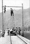 Vasúti építőmunkások