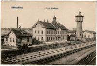 Az Istvántelki Főműhely egykor az egyik legfontosabb vasúti járműjavító műhely volt.