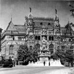 A Pénzügyminisztérium épülete