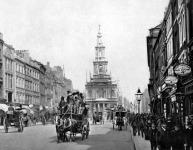 Londoni utcakép